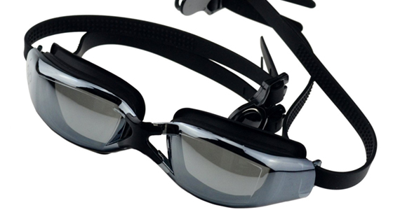 VITCHELO Mirrored Adult Swim Goggles