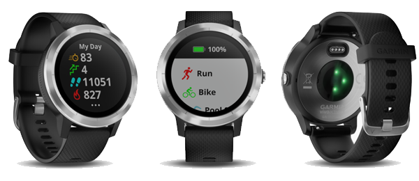 Garmin Vívoactive HR Review