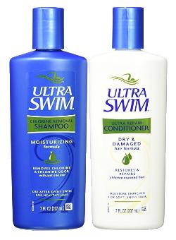 Ultraswim Chlorine Removal Shampoo